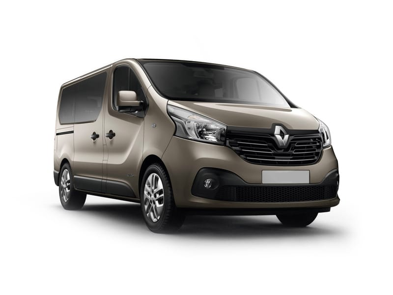 renault trafic new - Dolcar