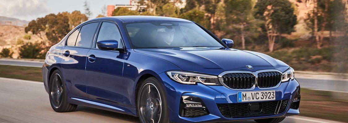 BMW 3 Sedan