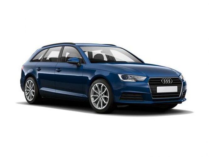 Audi A4 Combi