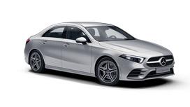 Mercedes A Sedan