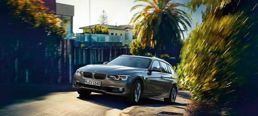 BMW 3 Combi